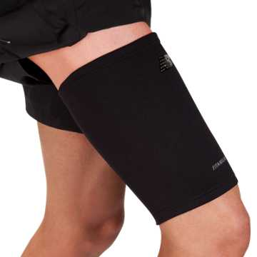 New Balance Thigh Sleeve, Black