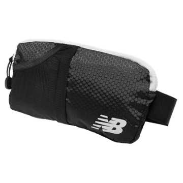 New Balance Performance Waist Pack, Black
