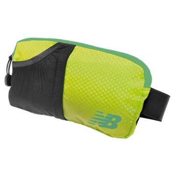 New Balance Performance Waist Pack, Yellow