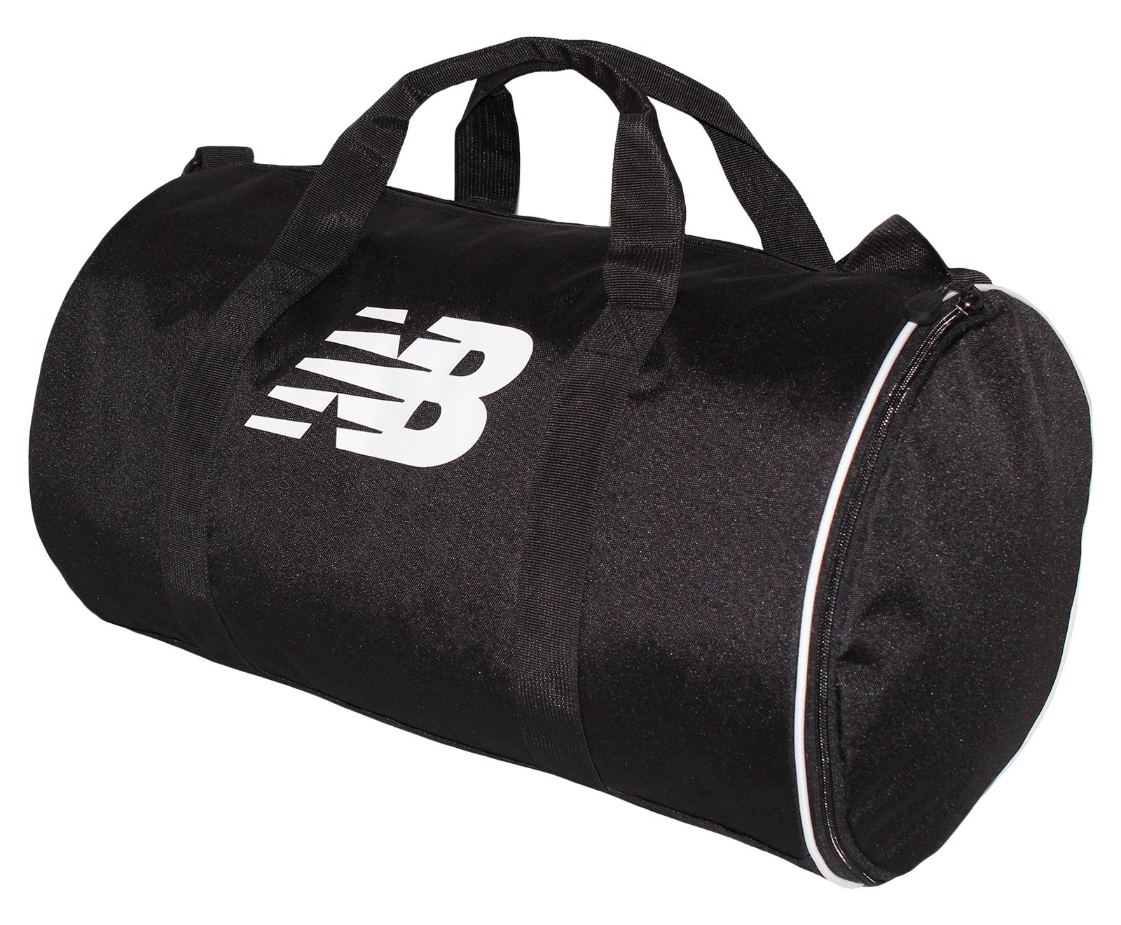 NB Barrel Duffle, Black