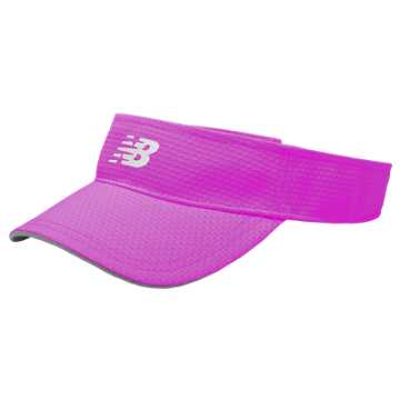 New Balance Performance Visor, Poisonberry