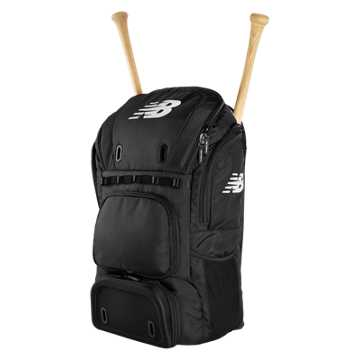 New Balance Baseball Elite Bat Pack, Black