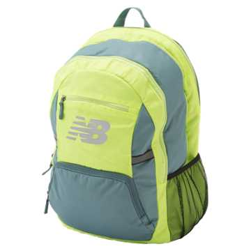 New Balance Accelerator Backpack, Yellow