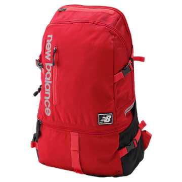 New Balance Commuter Backpack ll, Team Red