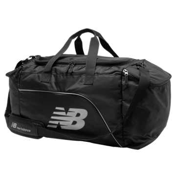New Balance Large Performance Duffel, Black