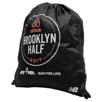 New Balance Brooklyn Half Gymsack, Black