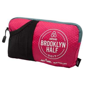 New Balance Brooklyn Half Waistpack, Pink Zing
