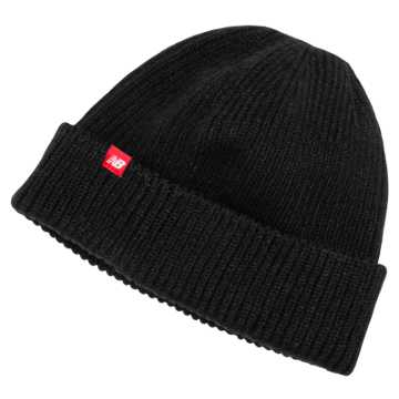 New Balance Watchman Winter Beanie, Black