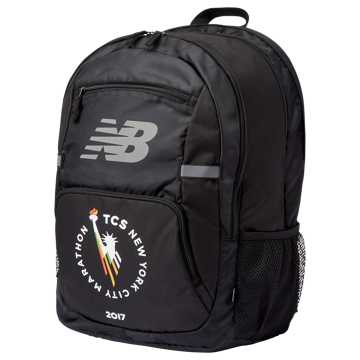 New Balance NYC Marathon Accelerator Backpack, Black