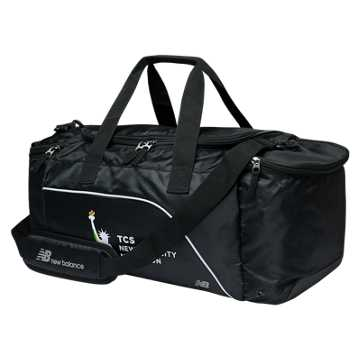 New Balance NYC Marathon  Small Performance Duffle, Black