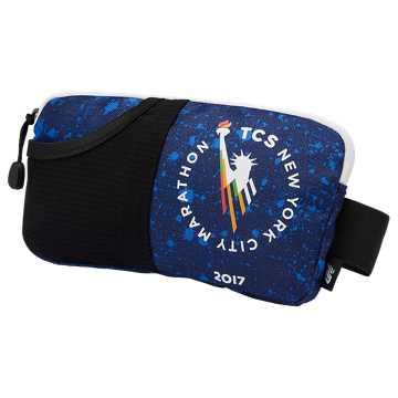 New Balance NYC Marathon Performance Waist Pack, Blue