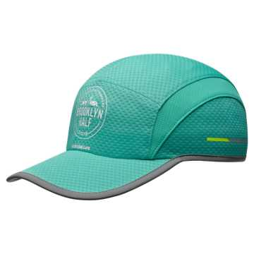 New Balance Brooklyn Half Cap, Teal