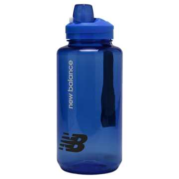 New Balance Helium 1L Bottle, Blue