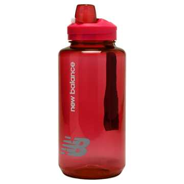 New Balance Helium 1L Bottle, Red