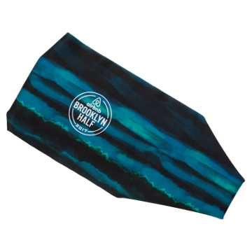 New Balance Run Headband, Teal