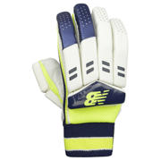 New Balance DC480 Gloves RH, Blue with Green
