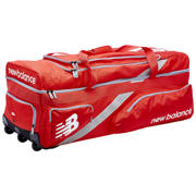 New Balance TC1260 Largest Wheelie Bag, Red with White