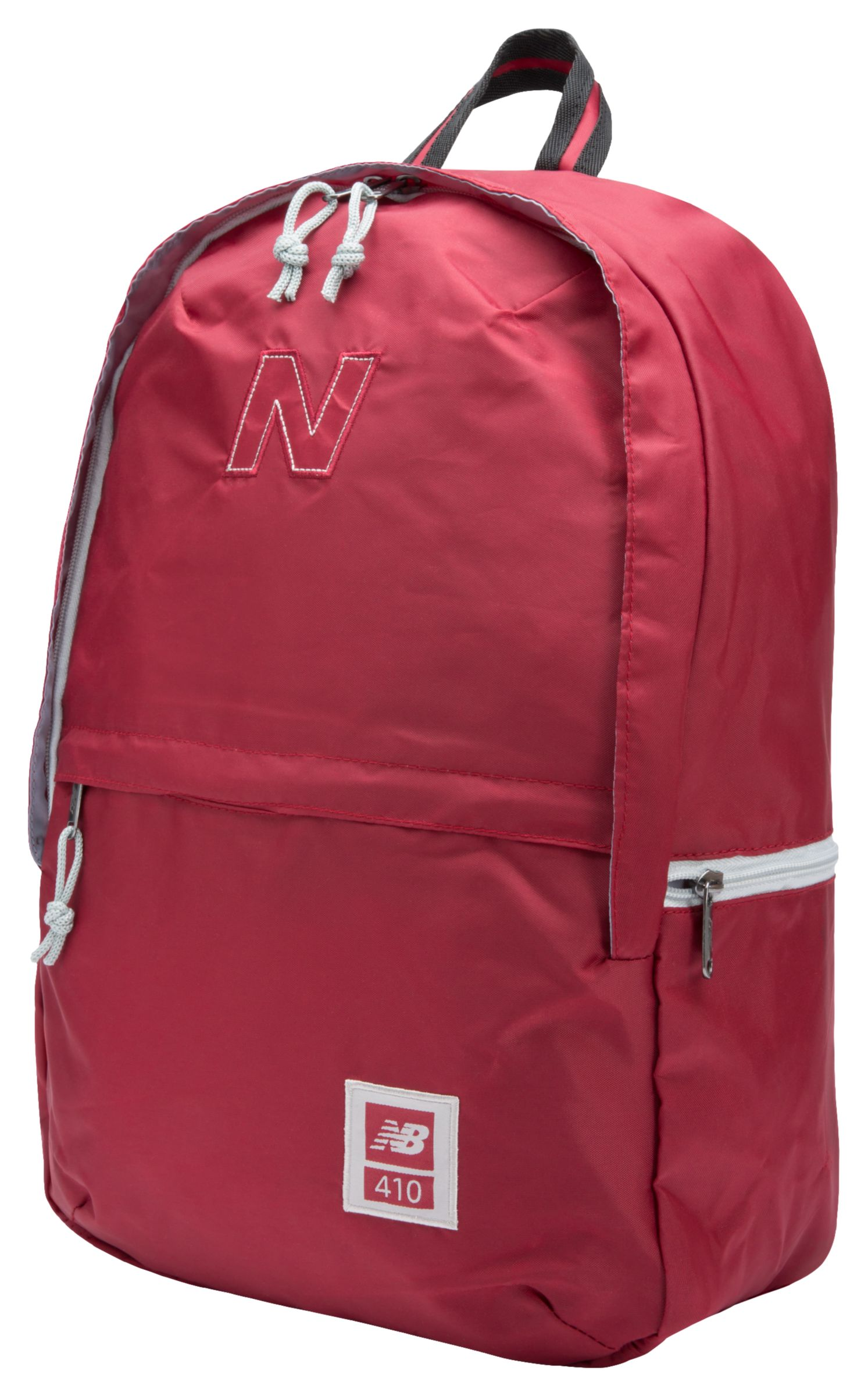 NB Smooth Burn Bag, Burgundy