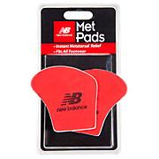 New Balance Met Pads (1 pair), Red