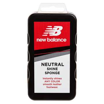 New Balance Shine Sponge, Black