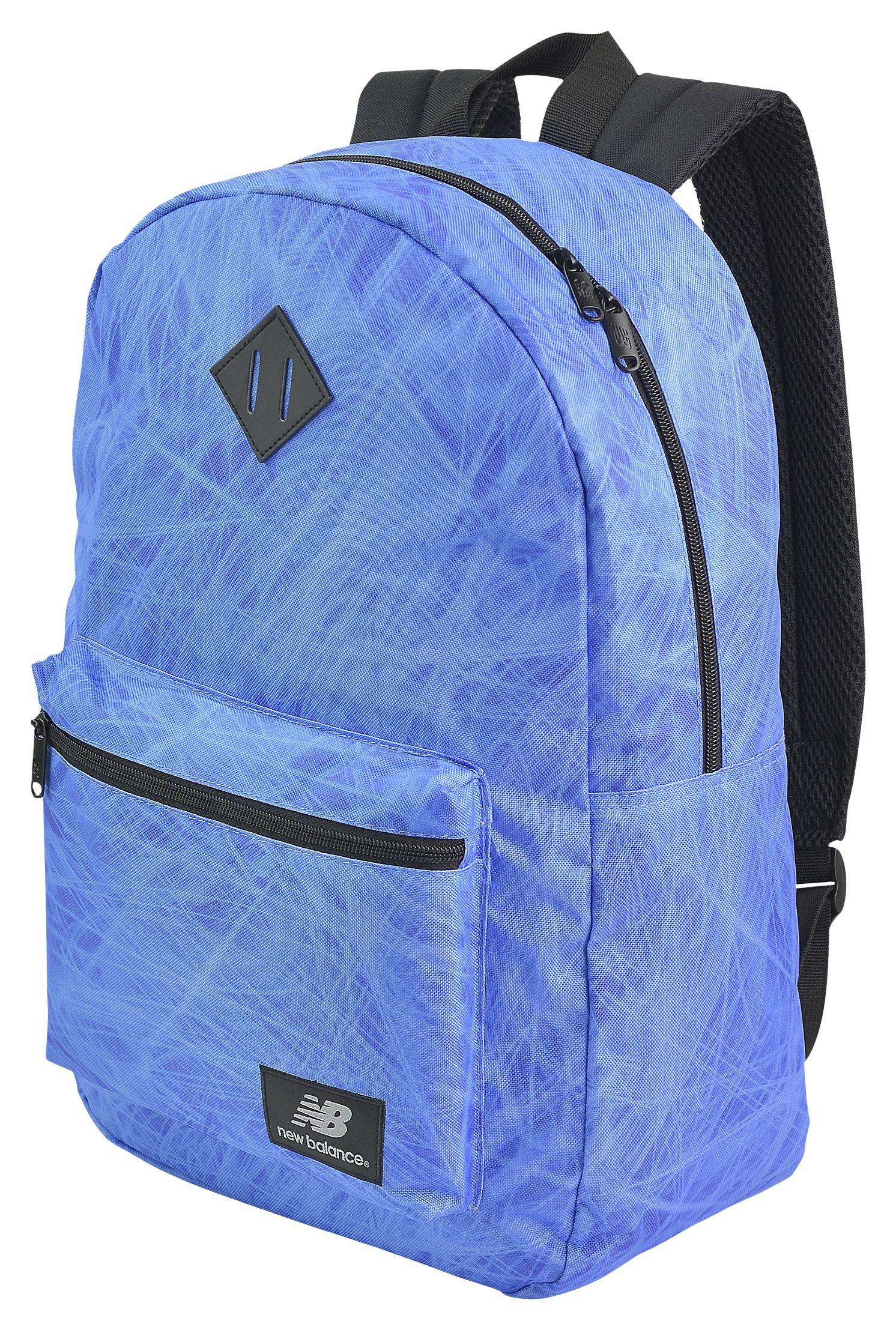 NB Classic Back Pack, Blue