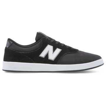 New Balance 424, Black with White