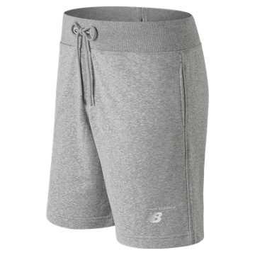 New Balance 男款针织短裤 简洁舒适  , AG