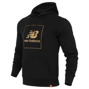 New Balance 针织上衣 中国年系列 男款 新年红装 舒适保暖, BK