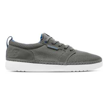 New Balance Apres, Grey with Blue
