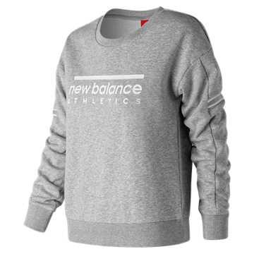 New Balance 针织上衣 女款 舒适面料 休闲运动, AG