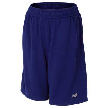 New Balance Basic Core Short, Black with Thunder