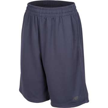 New Balance Basic Core Short, Thunder