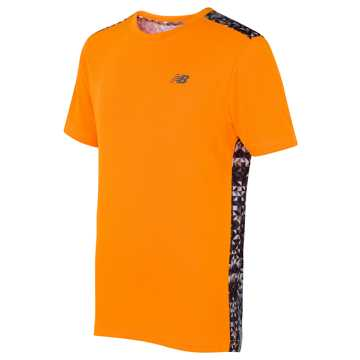 New Balance Short Sleeve Performance Tee, Impulse