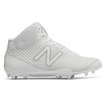 New Balance Burn X Mid-Cut, White