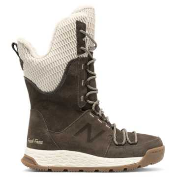 New Balance Fresh Foam 1100 Boot, Brown with White