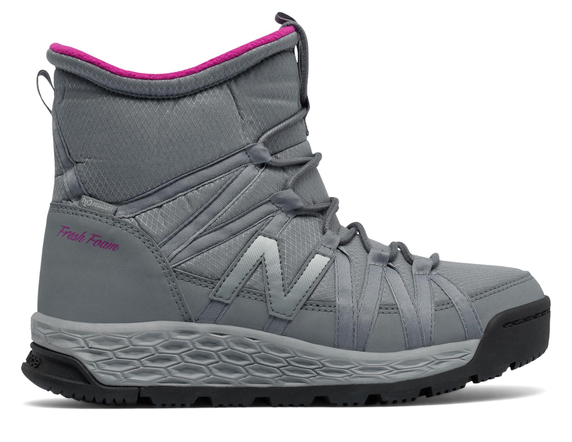 NB Fresh Foam 2000 Boot, Grey