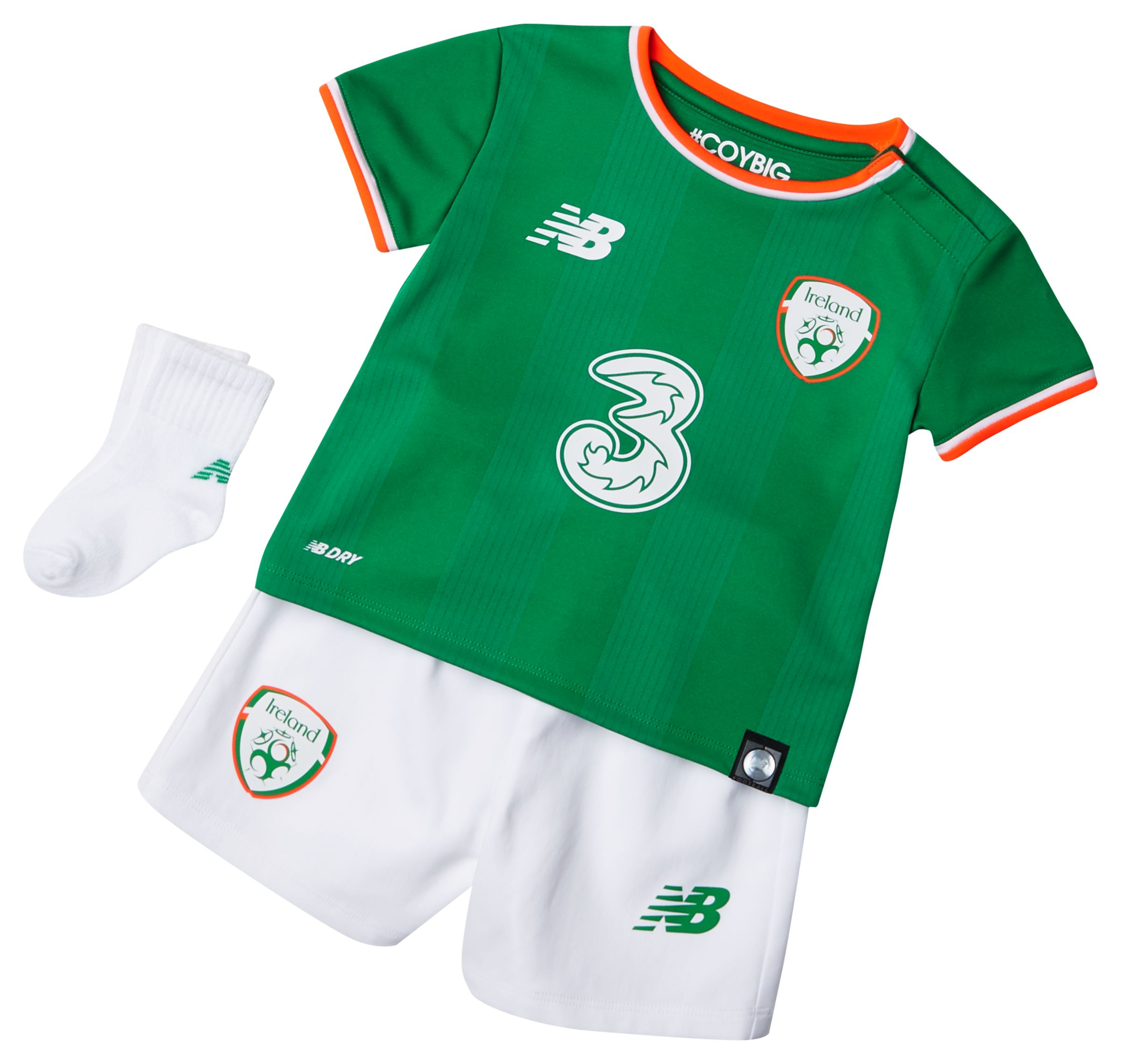NB FAI Home Baby Kit - Set, Jolly Green