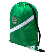NB CFC Gym Bag Celtic, Celtic Green with White & Black