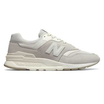 New Balance 997H Classic Pack 经典系列 中性款 轻质舒适 个性时尚, 白色