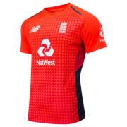 NB ECB Replica Short Sleeve Tee T20, Flame