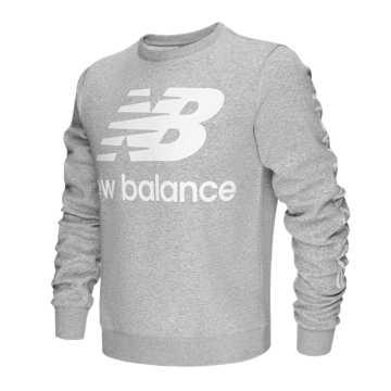 New Balance 针织上衣 男款 舒适面料 运动休闲, AG