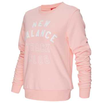 New Balance 针织上衣 女款 舒适面料 运动休闲, HPI