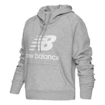 New Balance 针织上衣 女款 舒适面料 运动休闲, AG