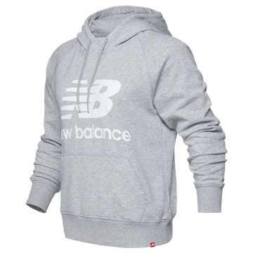 New Balance 针织上衣 女款 舒适面料 简洁百搭, AG