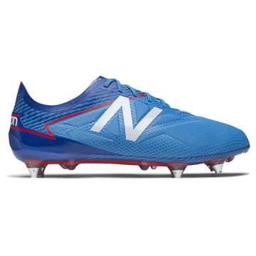 New Balance 足球鞋 男款 缓震防滑, 蓝色
