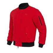 New Balance 棉服 中国年系列 男款 年味浓郁 正反两穿, RD