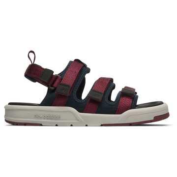 New Balance 3205系列休闲凉拖凉鞋, 红色