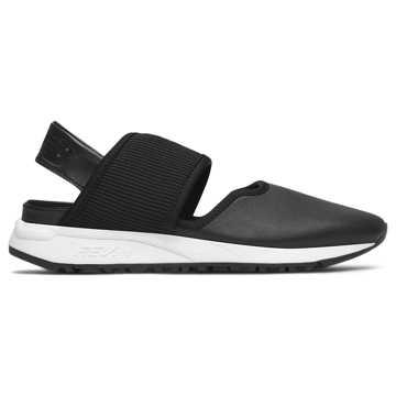 New Balance 247系列 女款 凉鞋款式 舒适透气, 黑色