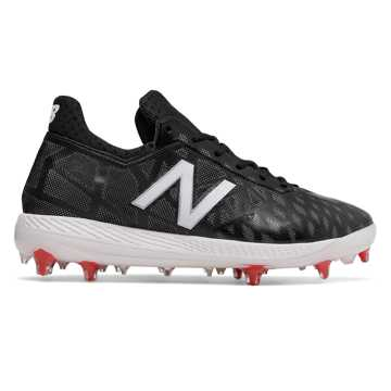 New Balance COMPv1, Black with White & Red