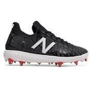 New Balance COMPv1, Noir, blanc et& rouge